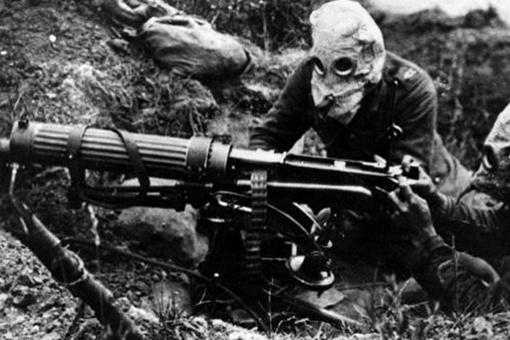 索姆河战役中德国机枪兵为何叫英军撤退?这事在战场上有可