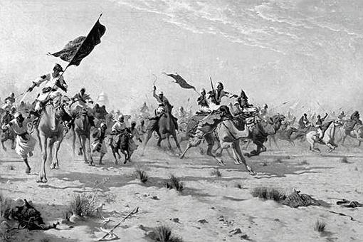索姆河战役中德国机枪兵为何叫英军撤退?这事在战场上有可能发生吗?