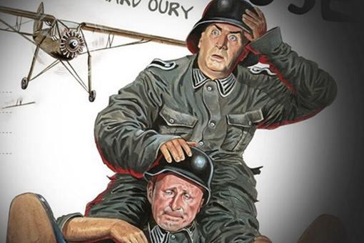 法国人二战投降笑话
