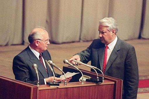 叶利钦如此不辞职,俄罗斯