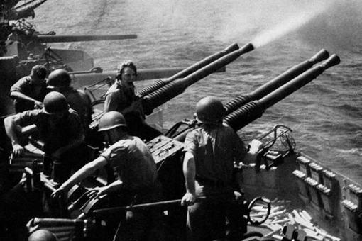 二战时期瑞典博福斯40毫米