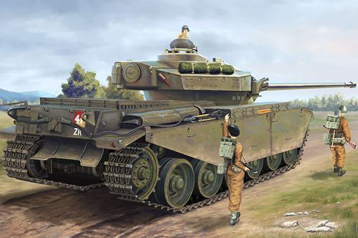 英国的百夫长坦克是因为什