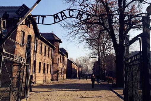二战期间死在奥斯维辛集中