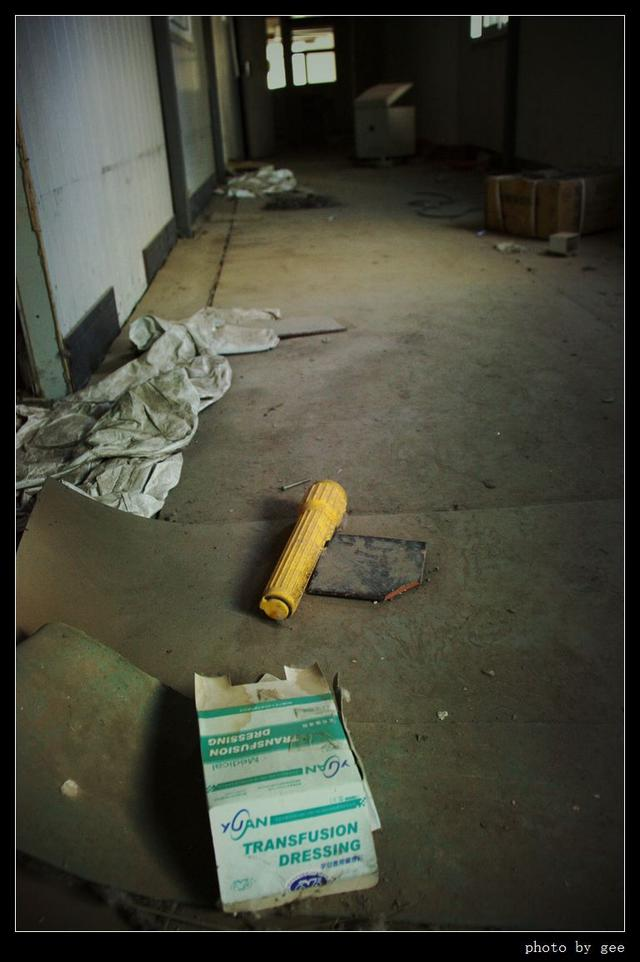 非典时期的小汤山医院是什么样子的?一组拆除前的小汤山医院