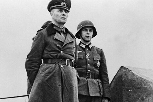隆美尔被任命为援救意军的