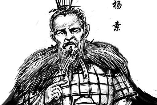 隋朝杨素是一位怎样的将领?杨素感情生活秘闻