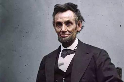 美国总统林肯诞生