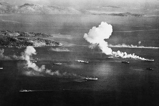 太平洋战争期间美国的作战