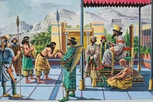 波斯帝国在几千年里都经历