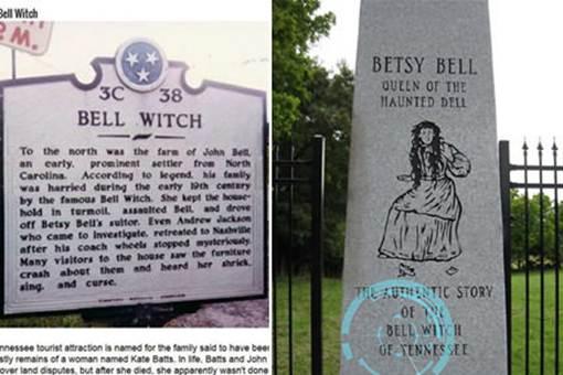 贝尔女巫杀人事件是怎么回事?揭秘被国家承认的灵异事件