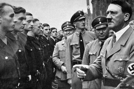 二战欧洲国家为何都跟着德