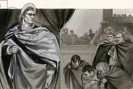 戴克里先是一个怎样的皇帝?为何说戴克里先是罗马的朱元璋?