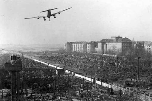 第一次柏林危机是怎么一回