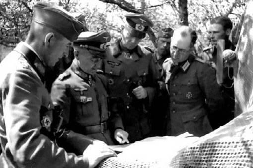 莫德尔元帅在法国解救了13