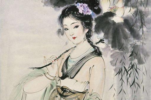 郑旦比西施漂亮,为何没有列入四大美女之中?