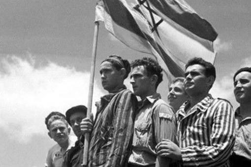 二战结束后犹太人有报复德