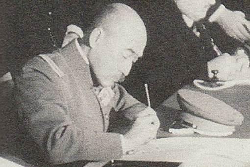 日本陆军大将植田谦吉诞生