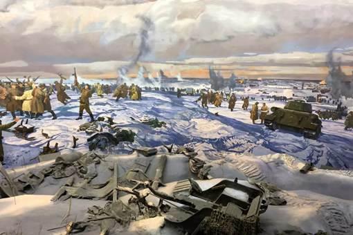 揭秘二战莫斯科战役被人误
