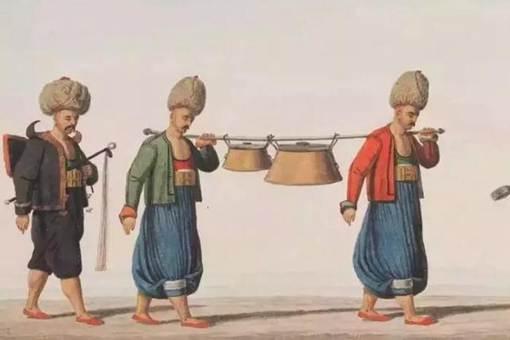 奥斯曼帝国入侵欧洲时如何保证后勤补给的?