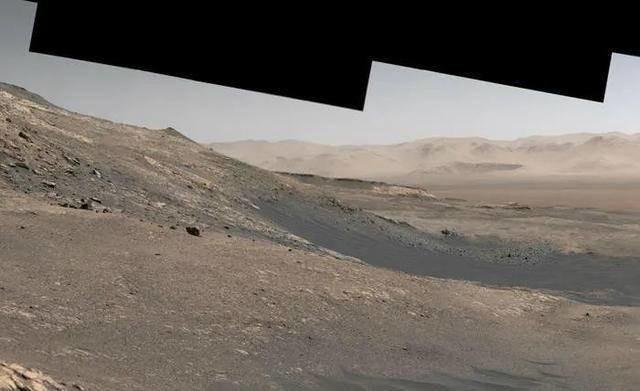 NASA放出18亿像素火星全景照片 火星荒凉地表高清照片