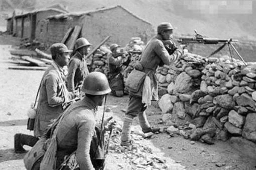 抗日战争上高战役爆发