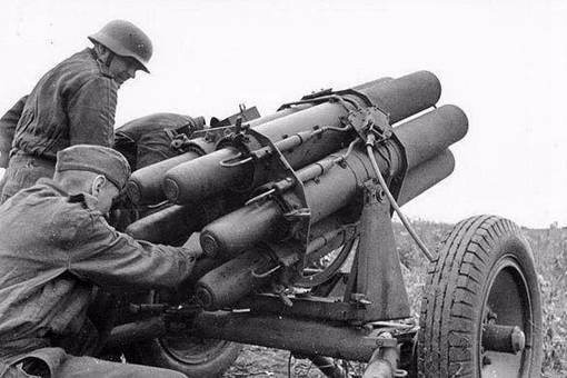 二战德军比苏联更早使用火箭炮,为何管风琴没有苏联喀秋莎出名?