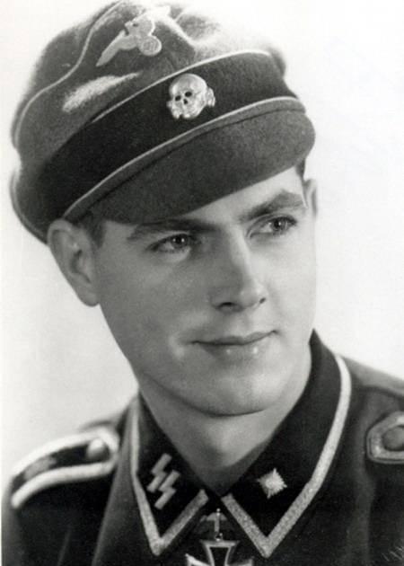二战德军有哪些帅气的小鲜肉?揭秘纳粹十大美男子