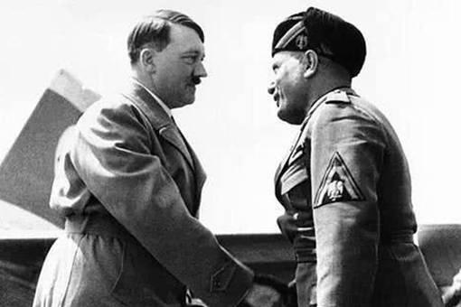 希特勒明知意大利不靠谱,