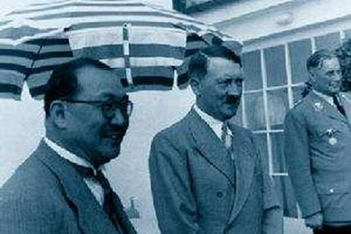 德国二战为什么帮中国?这其中有什么原因?