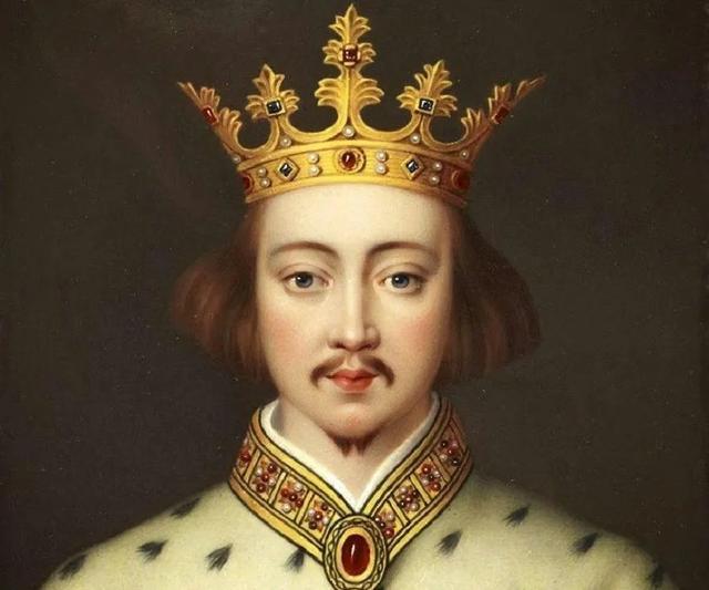 英国历代国王列表 带国王画像