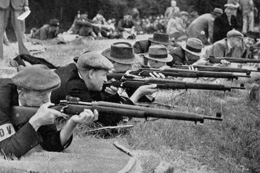 二战英国本土武装到了什么程度?