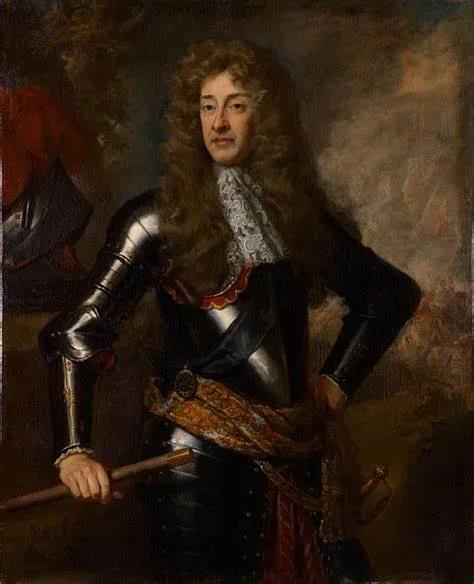 英国历代国王一览表 带国王画像