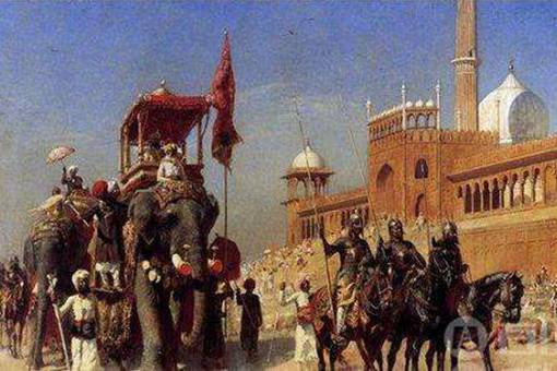 印度是如何写中国历史的?