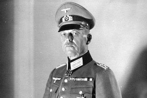 龙德施泰特为何反对纳粹德国发动战争?