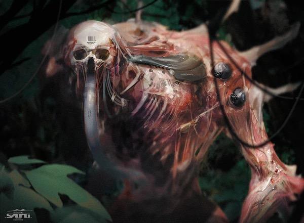 最全克苏鲁怪物图鉴大赏