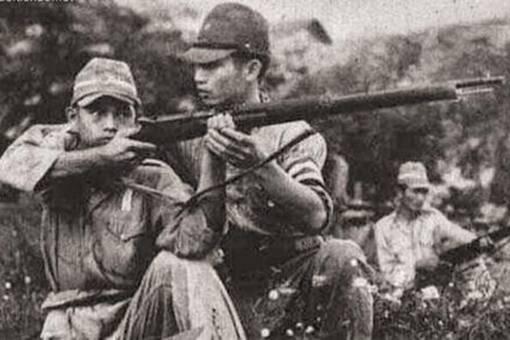 二战日本士兵的单兵作战能力如何?有多强?