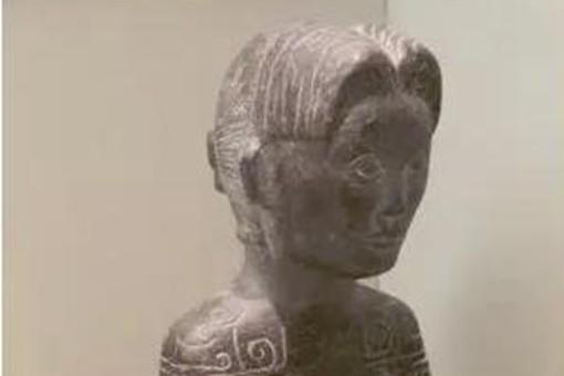 商朝越人的发型为什么和现代一样?商朝人的发型介绍