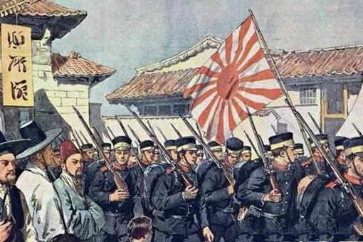 甲午战争时期日本是如何对待大清战服的?