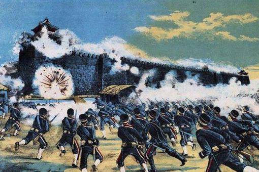 踏平中原的湘军为何会被日本人打的一败涂地?