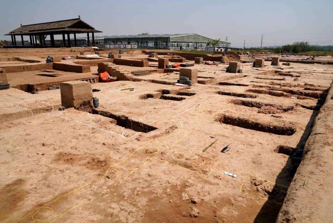 河南发现5000多年前河洛古国