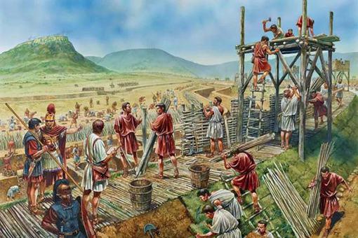 凯撒是如何利用和平的手段征服了西班牙?