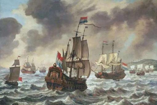 荷兰鼎盛时期有多强大?与英国比谁更强?