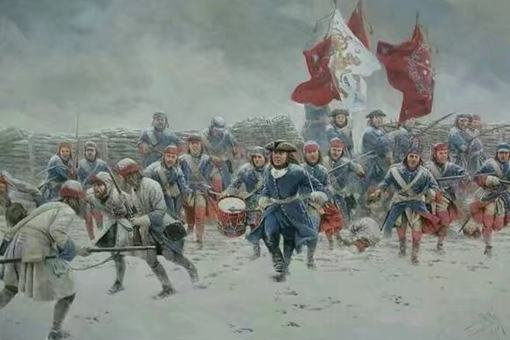 大北方战争简介,俄国与瑞典实力悬殊有多大?