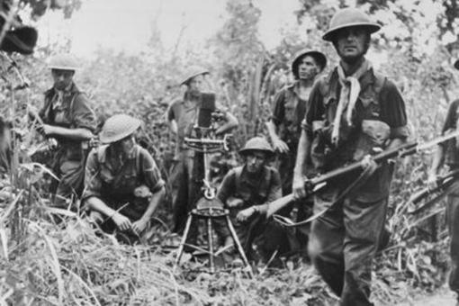 锡塘河湾之战经过是怎样的?揭秘英日锡塘河湾之战