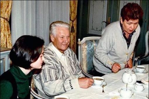 叶利钦家族是怎样的?叶利钦的女儿是谁?