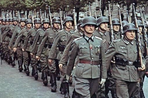 日耳曼战斗精神从何而来?揭秘日耳曼战斗精神的起源