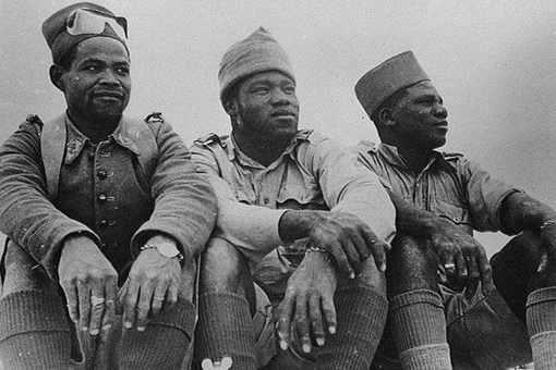 一战期间黑人士兵遭受了哪些不公的待遇?
