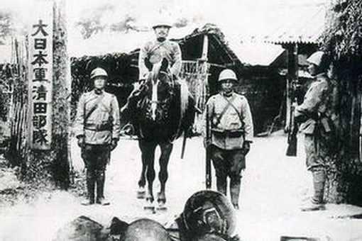 日军中将服部晓太郎是怎么死的?