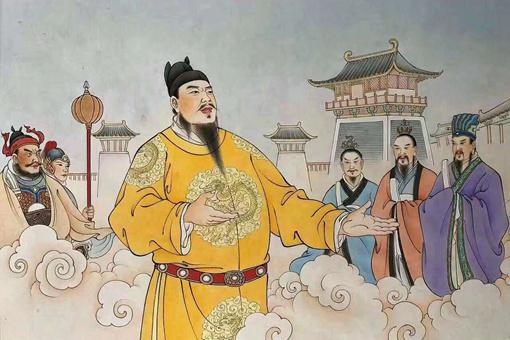 朱棣有多怕朱元璋?朱棣为什么那么怕朱元璋?