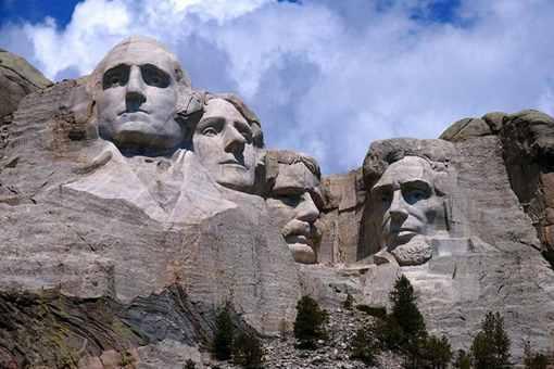 总统山上是哪四位总统?总统山四位总统的成就是什么?